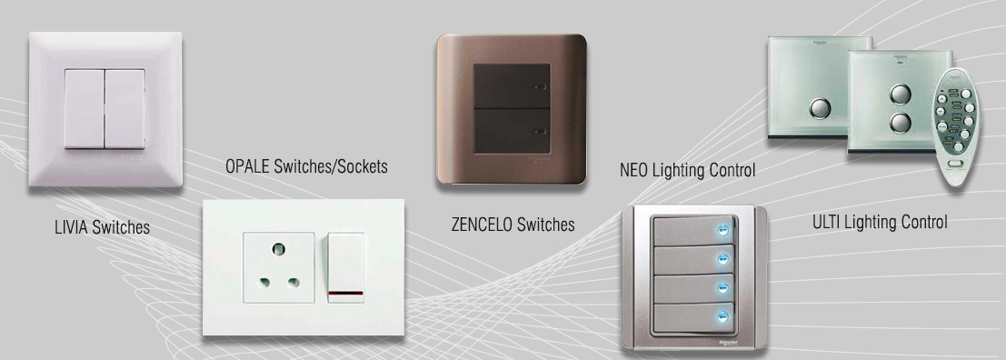 Wiring Devices (Switches/Sockets)