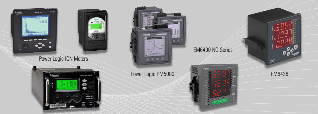 Power Monitoring Meters